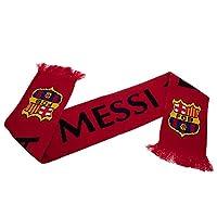 クラブライセンスを受けたバルセロナ・メッシスカーフ