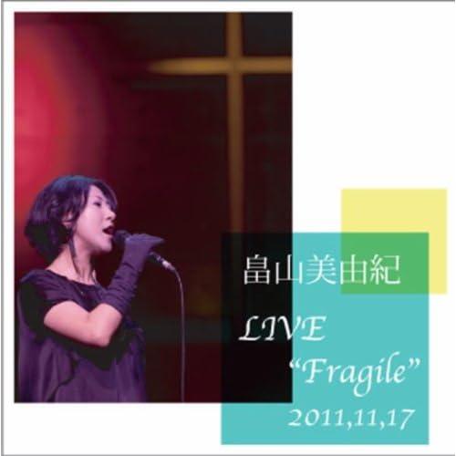 """LIVE """"Fragile"""" 2011,11,17"""