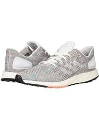 [adidas(アディダス)] レディースランニングシューズ?スニーカー?靴 PureBOOST DPR White/White/Chalk Coral 8 (25cm) B - Medium