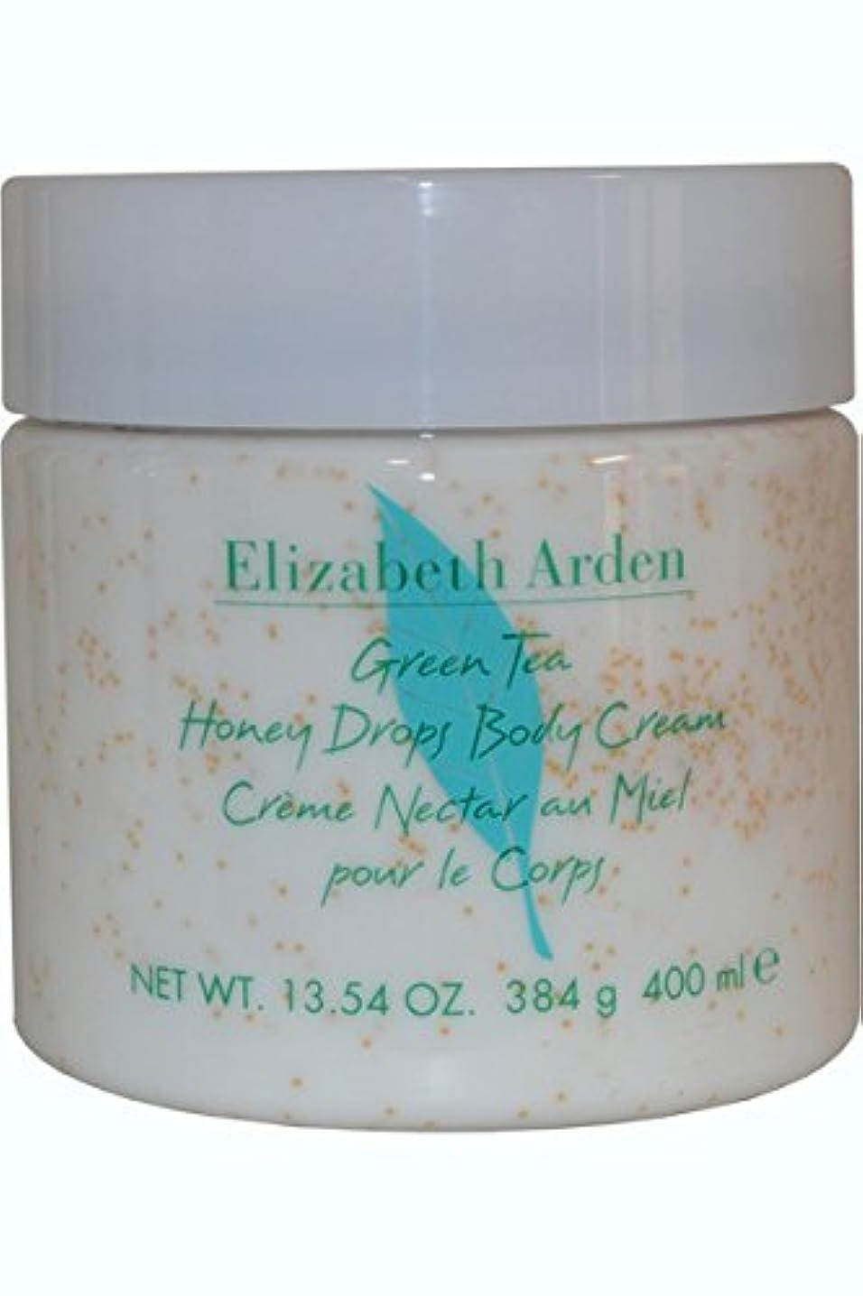 豊富な有益タックエリザベスアーデン ELIZABETH ARDEN グリーンティー ハニードロップ ボディクリーム 400mL