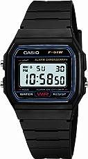 [カシオ]CASIO 腕時計 スタンダード F-91W-1JF