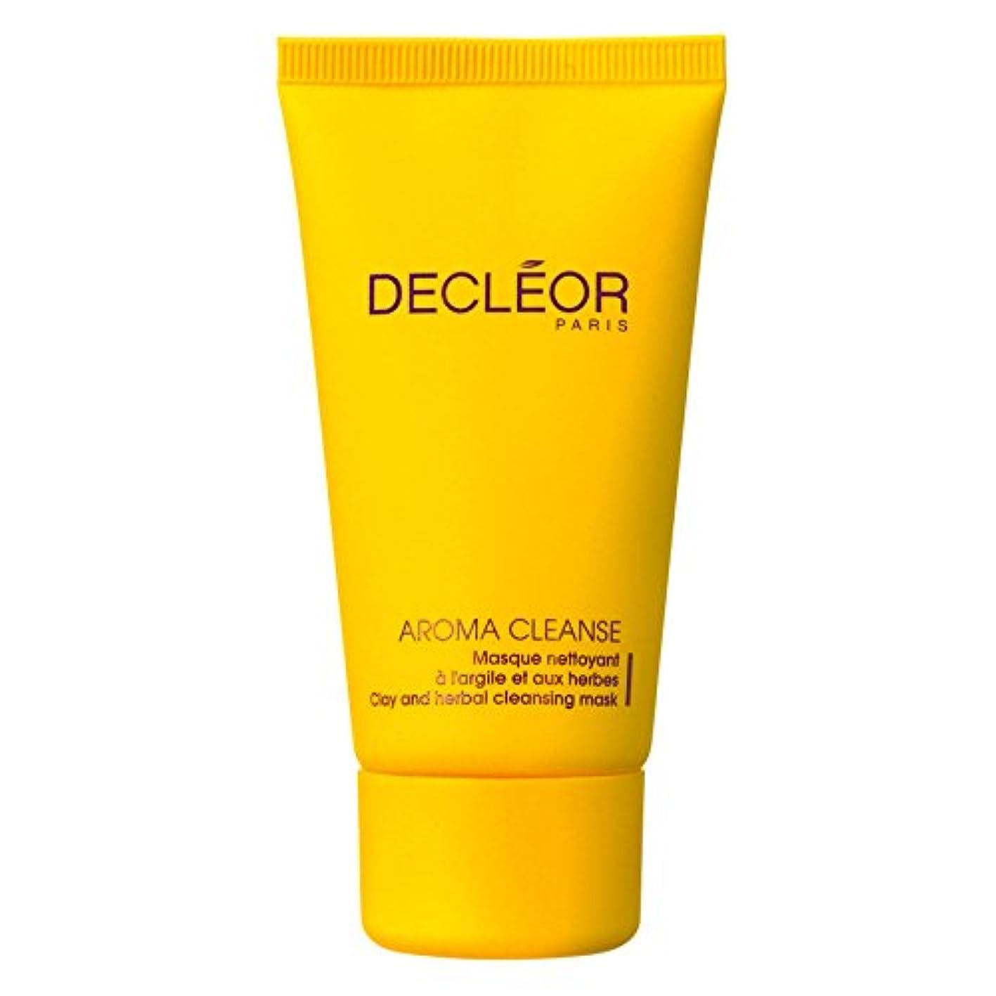 香ばしい群がる巻き戻す[Decl?or] デクレオールクレイとハーブマスク50ミリリットル - Decl?or Clay And Herbal Mask 50ml [並行輸入品]