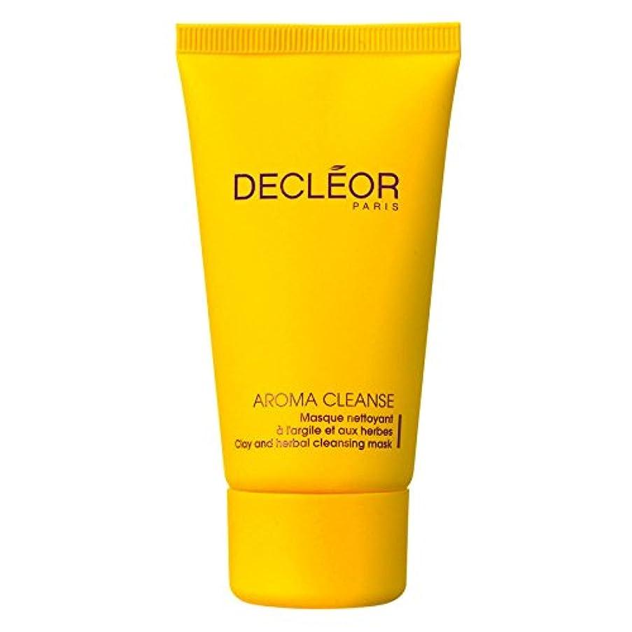 不毛の申し立てられた遅れ[Decl?or] デクレオールクレイとハーブマスク50ミリリットル - Decl?or Clay And Herbal Mask 50ml [並行輸入品]