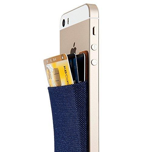 ススマホ手帳型ケース iphoneケース手帳型 定期入れ カード入れができるsinji スマートポケット 全ての機種対応 Suica PASMOを入れて おサイフケータイに使える、Sinjiポーチデニム Classic。 (ブルー)