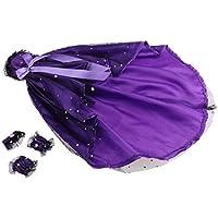 B Blesiya 人形衣装 パーティードレス スカート ワンピース 1/3 BJDドール ナイトロリータガール用