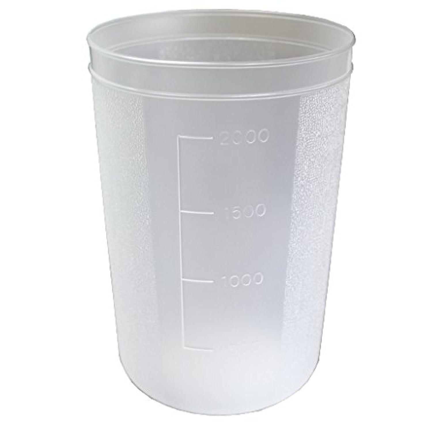 ウェイトレス表面的なリーダーシップディスポ容器Aシリーズ 2L(100個入)中川産業