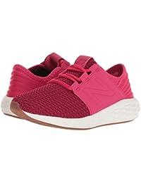 [new balance(ニューバランス)] キッズサンダル?靴 KJCRZv2P Nubuck (Little Kid) Pomegranate/Vortex 12.5 Little Kid (19cm) W