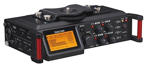 TASCAM リニアPCMレコーダー デジタル一眼レフカメラ用 DR-70D
