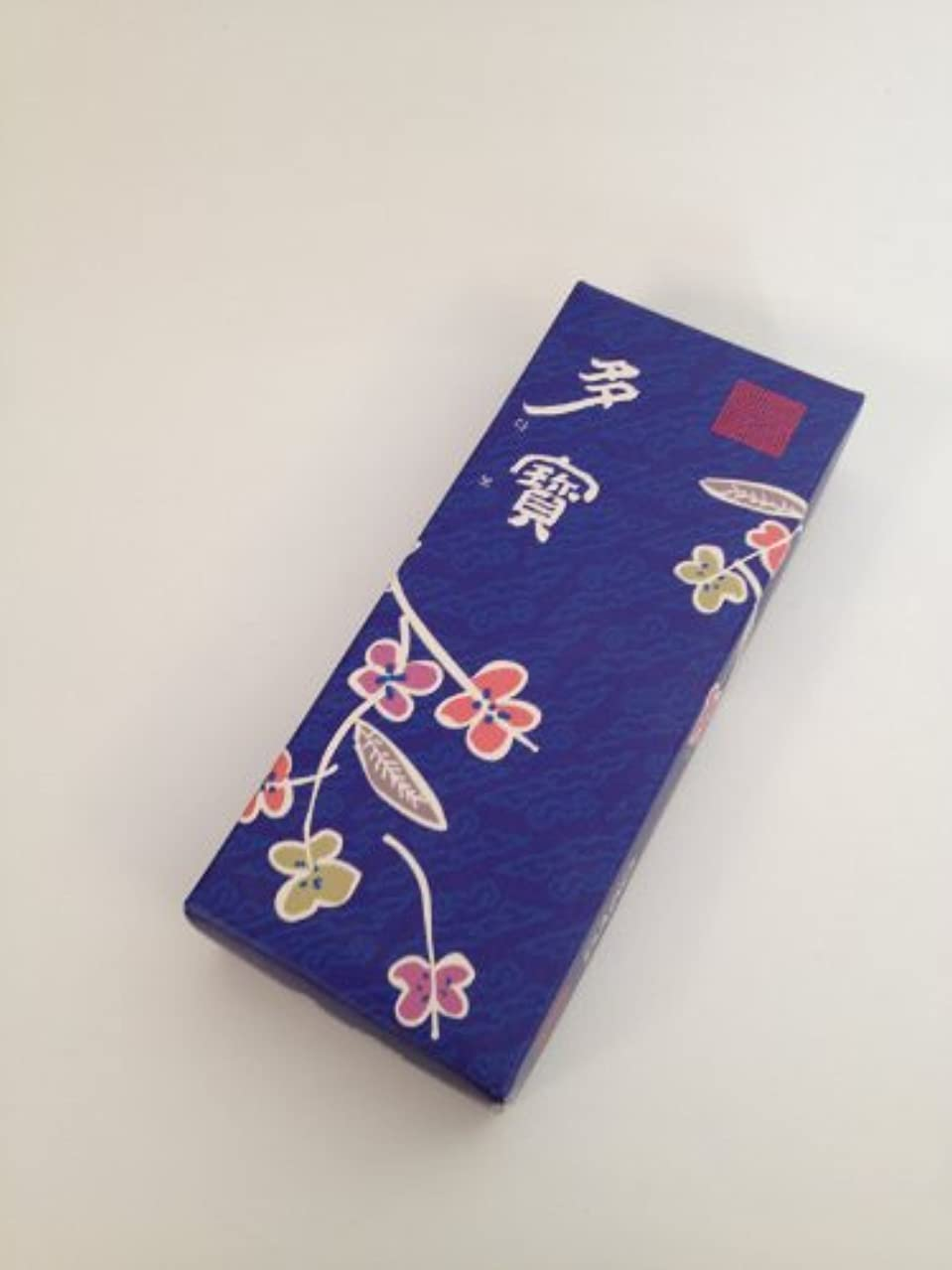 オーガニック側溝一節Temple Incense Dabo ( Many Treasures ) Oriental Incense 120 Sticks