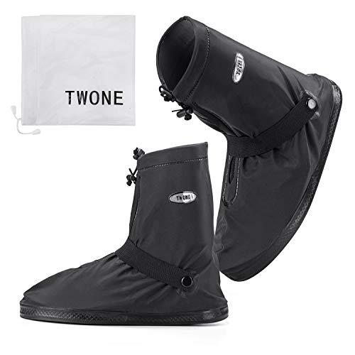 [TWONE] シューズカバー 防水 レインカバー 靴カバー...