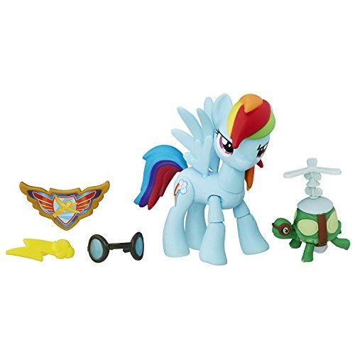 My Little Pony Guardians of Harmony Rainbow Dash Figure [병행수입품]-
