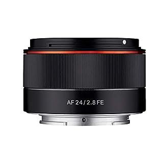 SAMYANG 単焦点広角レンズ AF 24mm F2.8 FE ソニーαE用 フルサイズ対応