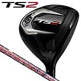 TITLEIST(タイトリスト) TS2 フェアウェイウッド Titleist Speeder 519 EVOLUTION カーボンシャフト メンズゴルフクラブ 右利き用