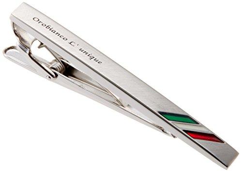 (オロンビアンコ ルニーク)Orobianco L'unique (オロンビアンコ ルニーク) 【国内正規品】OLT5015A OLT5015A  SV 縦5×横58×高さ17 mm