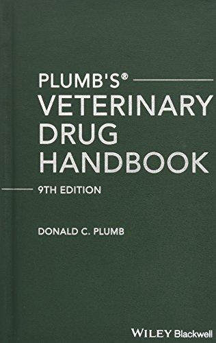 Download Plumb's Veterinary Drug Handbook: Pocket 1119346495