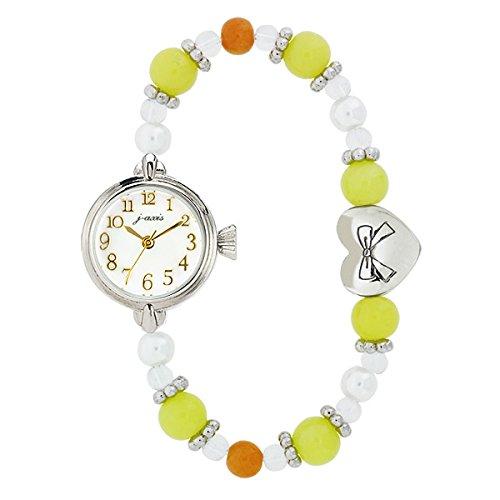 [ジェイ・アクシス]j-axis 腕時計 ファッション BL994-YE レディース