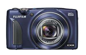 FUJIFILM デジタルカメラ F900EXR NB ネイビーブルー 1/2型1600万画素CMOSIIセンサー 光学20倍ズーム F FX-F900EXR NB
