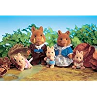 Sylvanian Families Wild Boar Family By SYLVANIAN FAMILIES [並行輸入品]