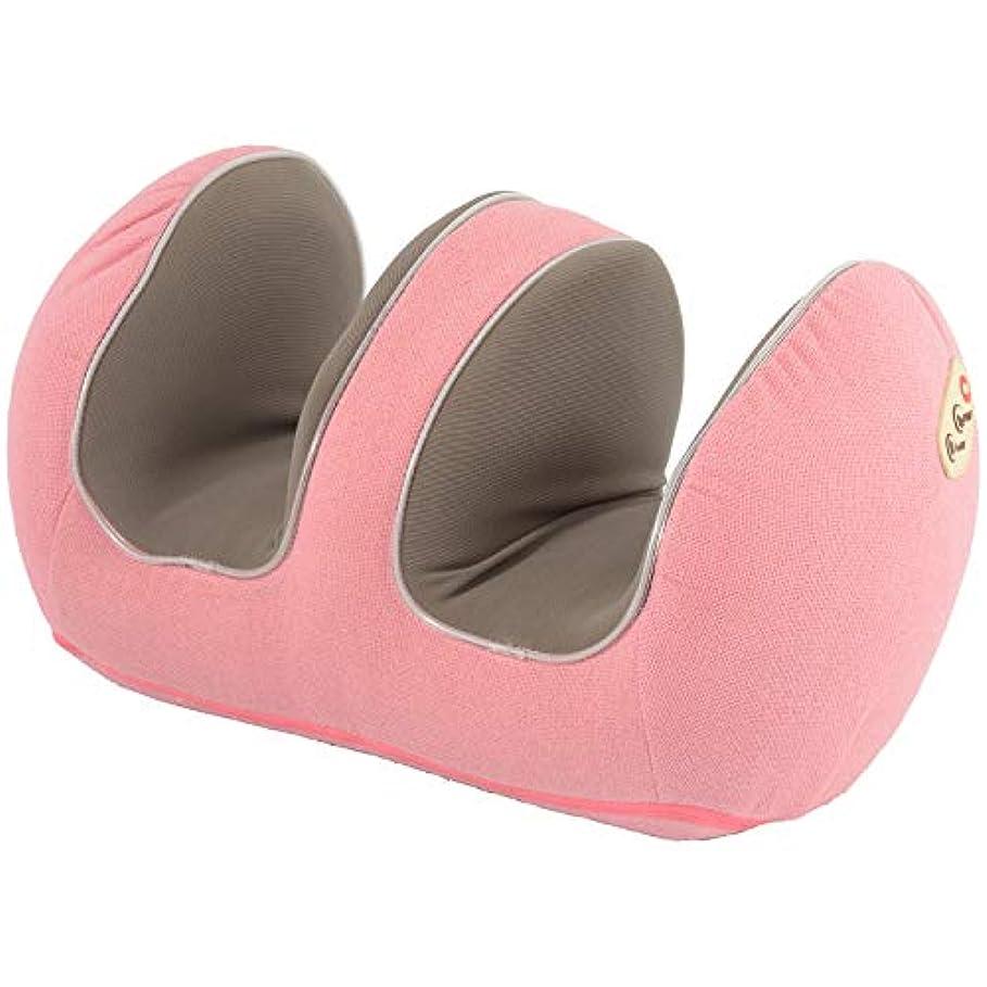 ブラウザ団結する旋律的山善 エアーマッサージャー AIR FOOT CARE FM-A018E(P) ピンク FM-A018E(P)