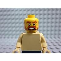 レゴ ミニフィグ 【ヘッド】 bpb539