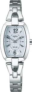 [ingene]アンジェーヌ 腕時計 ソーラー 日常生活用強化防水(10気圧) AHJD061 レディース