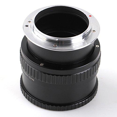 (バシュポ) Pixco ヘリコイド付きマウントアダプター M42レンズ-Sony NEX E マウントカメラ対応 ー「M42-NE...