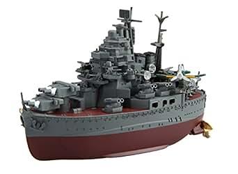 フジミ模型 ちび丸艦隊シリーズ No.21 摩耶 全長約11cm ノンスケール 色分け済み プラモデル ちび丸21