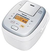 パナソニック 5.5合 炊飯器 圧力IH式 おどり炊き ホワイト SR-PA107-W