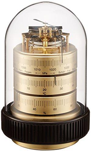 バリゴ 温湿気圧計 ゴールド