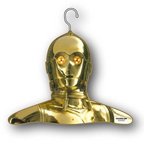スター・ウォーズ 木製ハンガー コスミー C-3PO