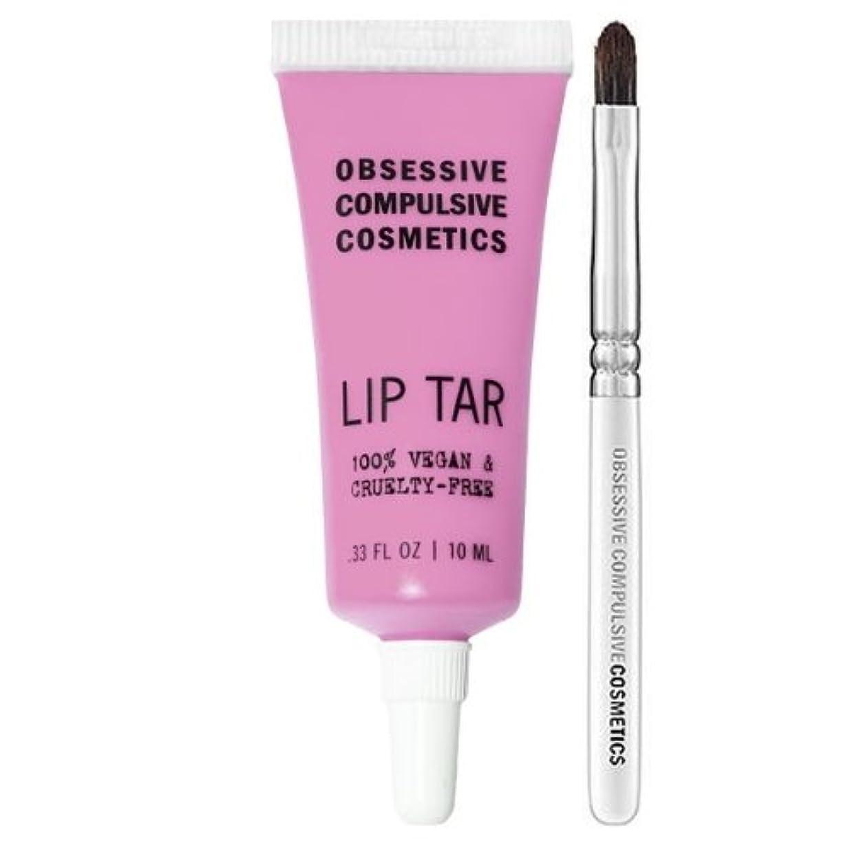 フロー大聖堂穀物OBSESSIVE COMPULSIVE COSMETICS Matte Lip Tar - Narcissus (並行輸入品)