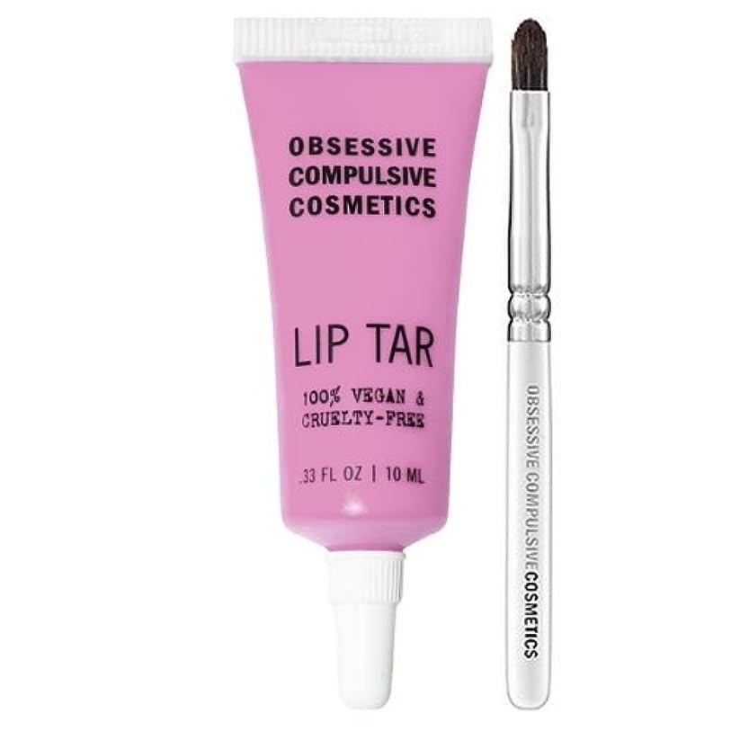 がんばり続けるテキストオーラルOBSESSIVE COMPULSIVE COSMETICS Matte Lip Tar - Narcissus (並行輸入品)