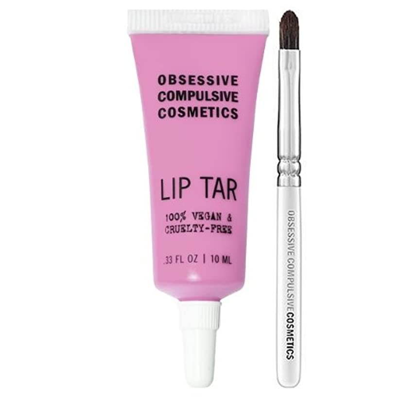 スケート領収書隔離するOBSESSIVE COMPULSIVE COSMETICS Matte Lip Tar - Narcissus (並行輸入品)