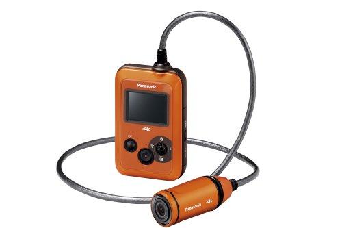 Panasonic ウェアラブルカメラHX-A500-D