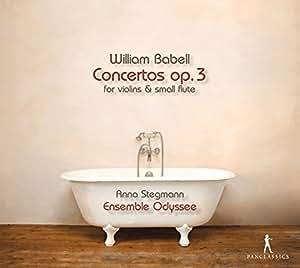 Babell: Concertos Op 3