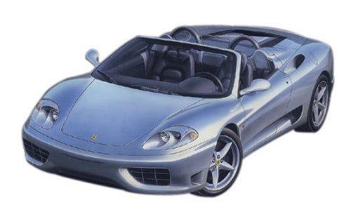1/24 スポーツカーシリーズ No.307 フェラーリ 360 スパイダー 24307