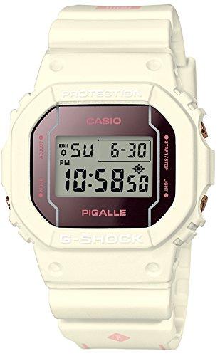 [해외][카시오] CASIO 시계 G - SHOCK 지샥 PIGALLE 정체 모델 DW-5600PGW - 7JR 남성/[Casio] CASIO watch G - SHOCK G - shock PIGALLE tie - up model DW - 5600PGW - 7JR Men `s