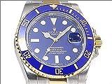 腕時計 サブマリーナデイト 116613 ブラック メンズ ロレックス画像③