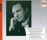 Schostakowitsch: Symphonies Nos.10, 11