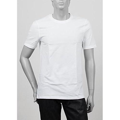 (スリードッツ) three dots クルーネックTシャツ WHITE bo1c 645 wht Sサイズ [並行輸入品]