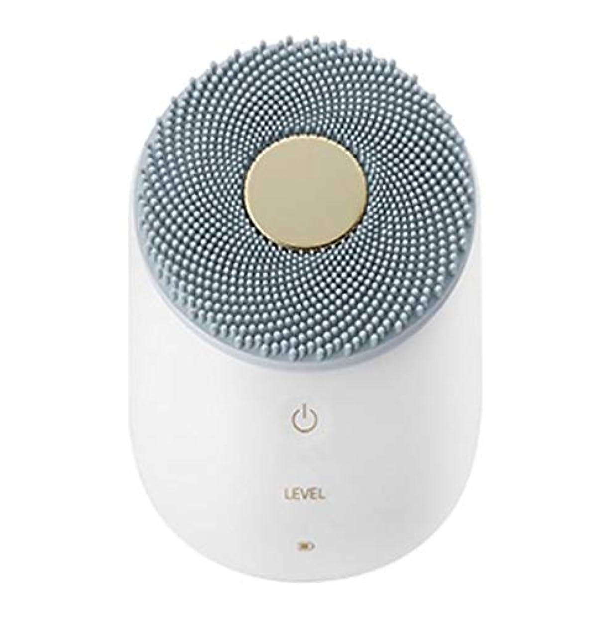 家庭前者肉腫(LGエレクトロニクス) LG Electronics Pra.L 超音波 振動 クレンジング 美肌 フェイシャル 洗顔 ブラシ [並行輸入品]