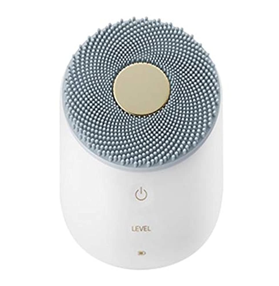 本物の馬力充電(LGエレクトロニクス) LG Electronics Pra.L 超音波 振動 クレンジング 美肌 フェイシャル 洗顔 ブラシ [並行輸入品]