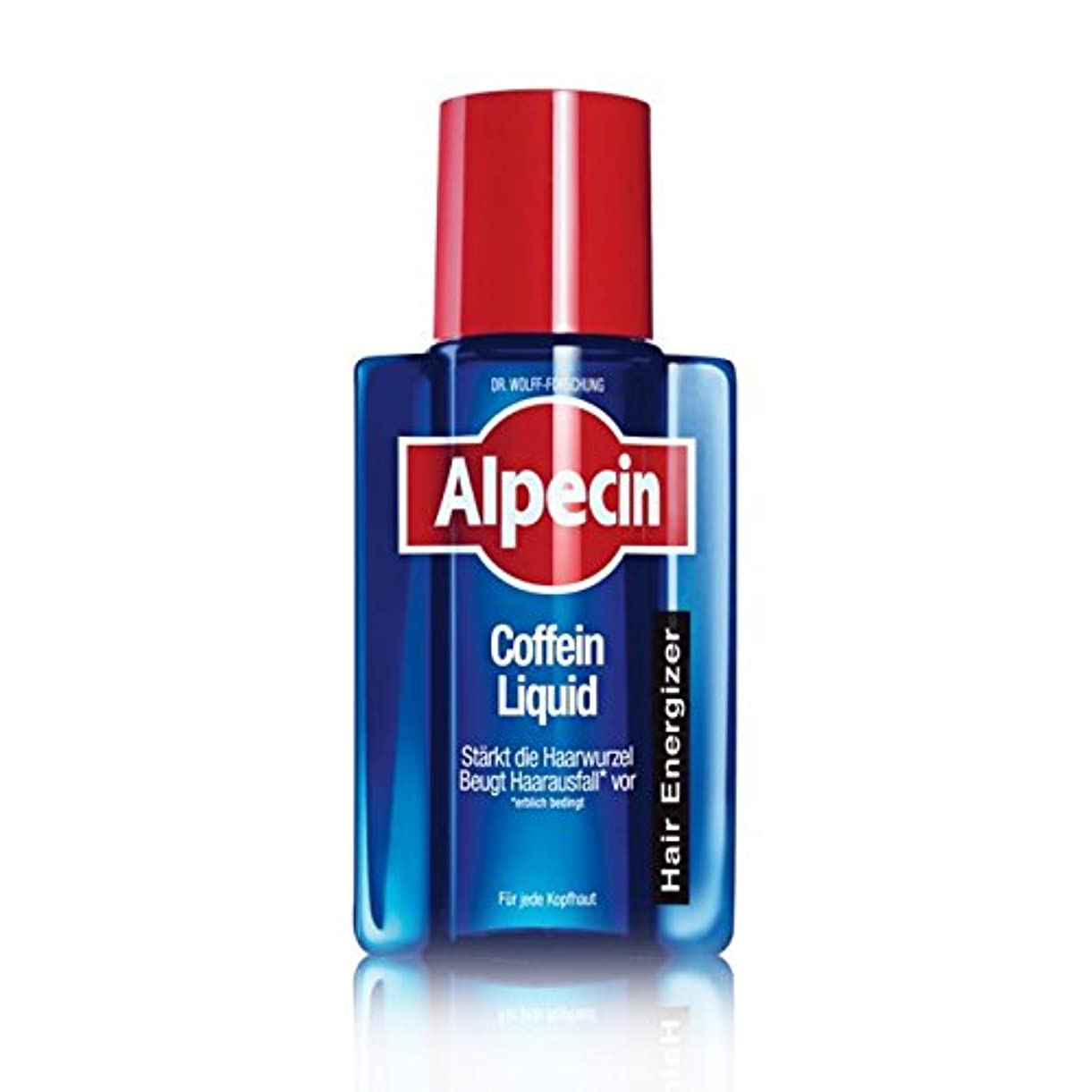 連続した分優しいAlpecin Coffein Liquid Hair Energizer 200 ml [並行輸入品]
