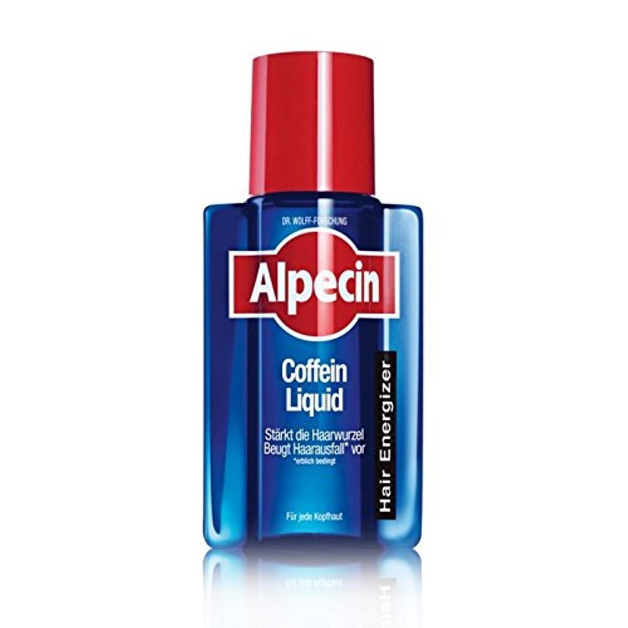 拡散する調停者見捨てるAlpecin Coffein Liquid Hair Energizer 200 ml [並行輸入品]