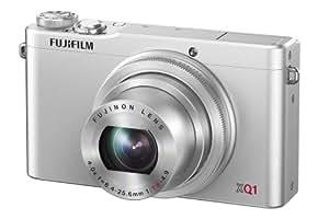 FUJIFILM デジタルカメラ XQ1 シルバー F FX-XQ1S