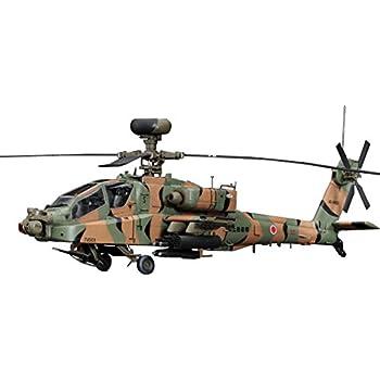 ハセガワ 1/48 陸上自衛隊 AH-64D アパッチロングボウ プラモデル PT42