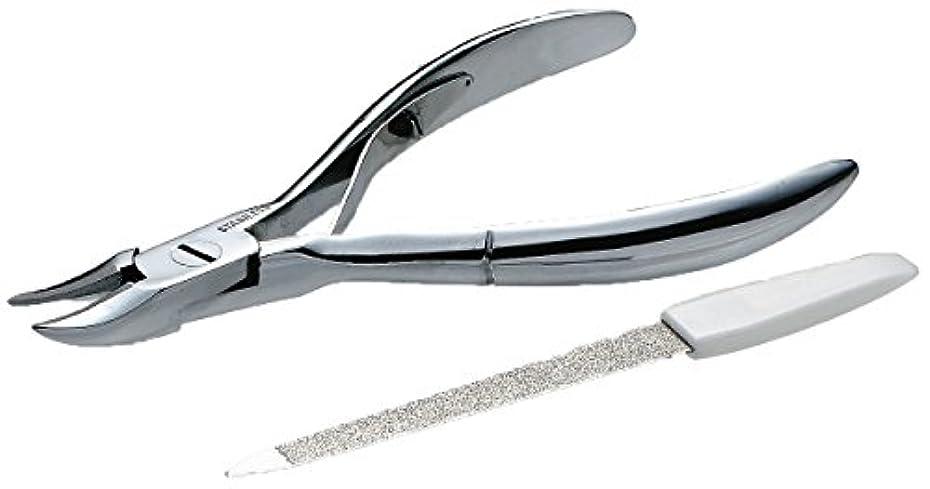 いわゆる最も早いトレードアーネスト はさみ 関の匠技 つめ切り ニッパ (ヤスリ付) 日本製 A-76515