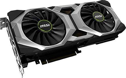 MSI GeForce RTX 2080 VENTUS 8G OC グラフィックスボード VD6726