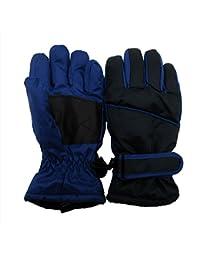 [パンダファミリー] すべり止め付き 5本指タイプ 手袋 シンサレート キッズサイズ