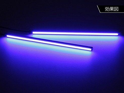 Mercury COB極細 スティック型 面発光LEDプレート 防水LEDデイライト/スポットライト...